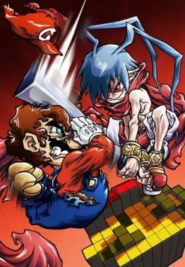 Mario vs Laharl