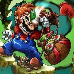 Mario vs Raz