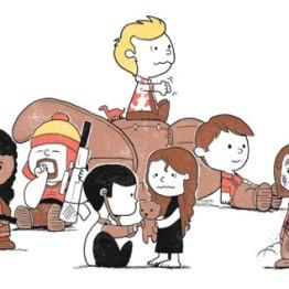 Firefly + Charlie Brown