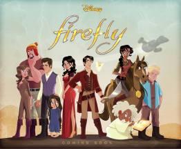 Firefly + Disney