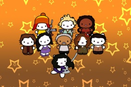 Firefly + Hello Kitty