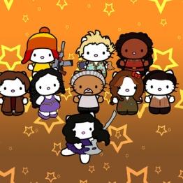 Firefly + Hello Kitty