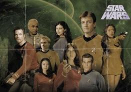 Firefly + Star Trek