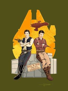 Firefly + Star Wars