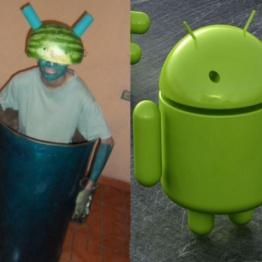 Mascota de Android