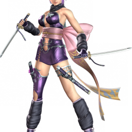 Ayane - Ninja Gaiden Sigma 2