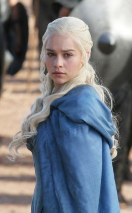 Daenerys - Juego de Tronos