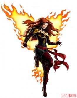 Fénix - Marvel Avengers Alliance