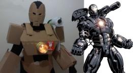 Máquina de guerra - Iron Man