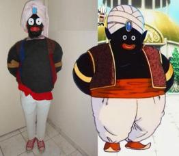 Mr. Popo - Dragon Ball