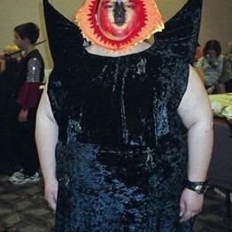 Ojo de Sauron - El Señor de los Anillos