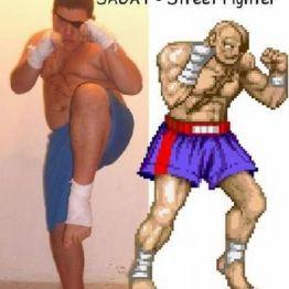 Sagat - Street Fighter