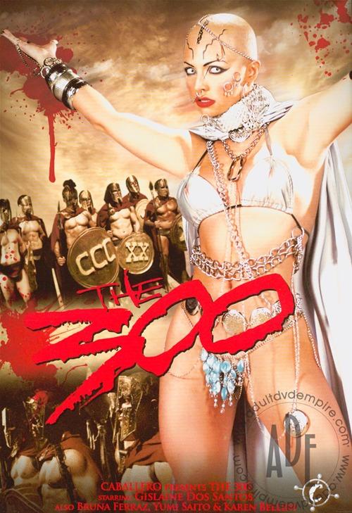 Galería de carteles de películas porno que parodian otras películas (1/6)