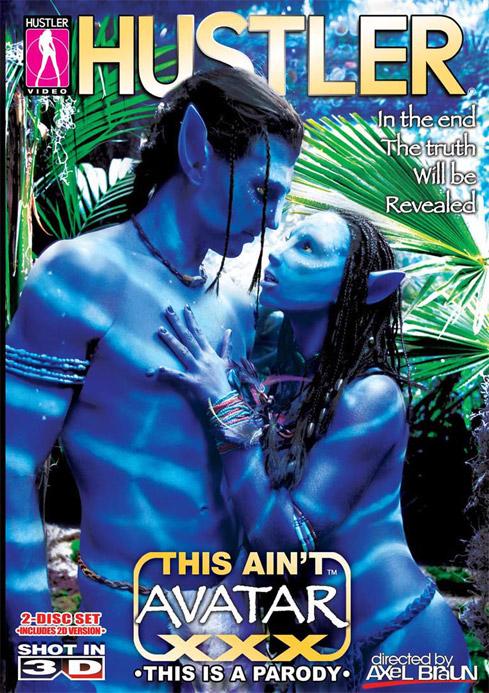 Galería de carteles de películas porno que parodian otras películas (3/6)