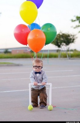 Carl Fredricksen - Up