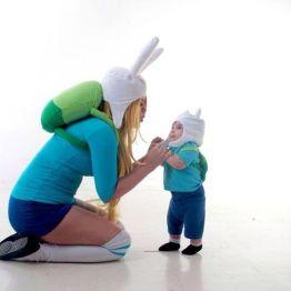 Fionna y Finn - Hora de aventuras