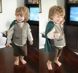 Frodo - El señor de los anillos