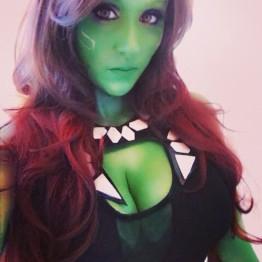 Gamora (Guardianes de la Galaxia)