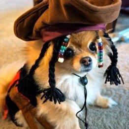 Jack Sparrow - Piratas del Caribe