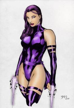 Mariposa Mental - X-Men