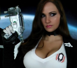 Ashley Williams (Mass Effect)