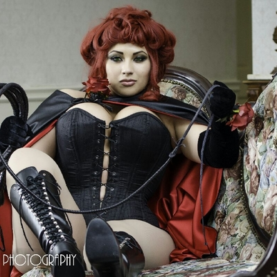 Ivy Doomkitty Samus Cosplayer destacada: I...