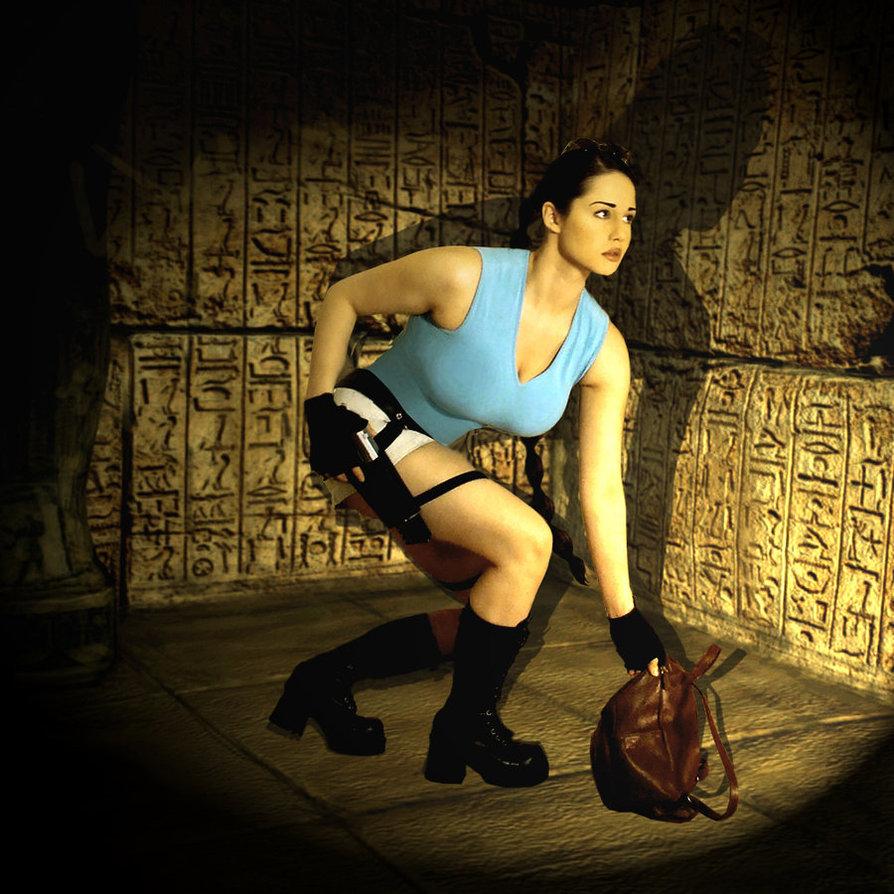 Galería cosplay: Lara Croft de Tomb Raider (4/6)