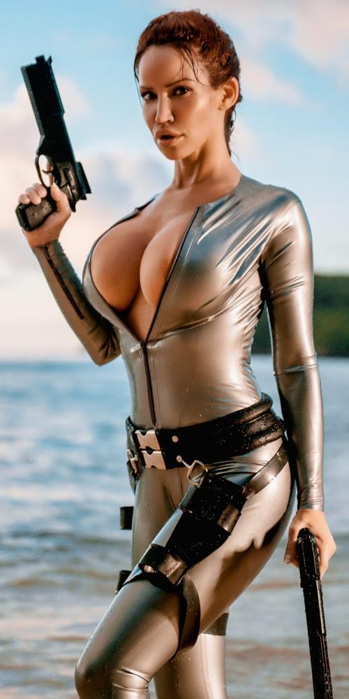Galería cosplay: Lara Croft de Tomb Raider (1/6)