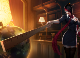 Headmistress Fiora - League of Legends