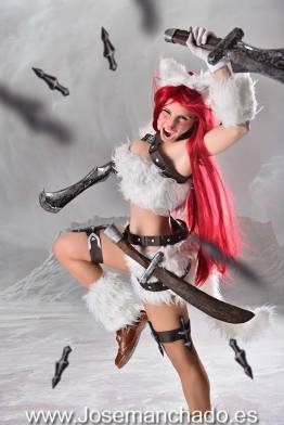 Kitty Cat Katarina - League of Legends_1