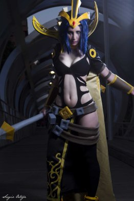 LeBlanc - League of Legends_1