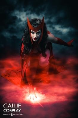 Bruja Escarlata