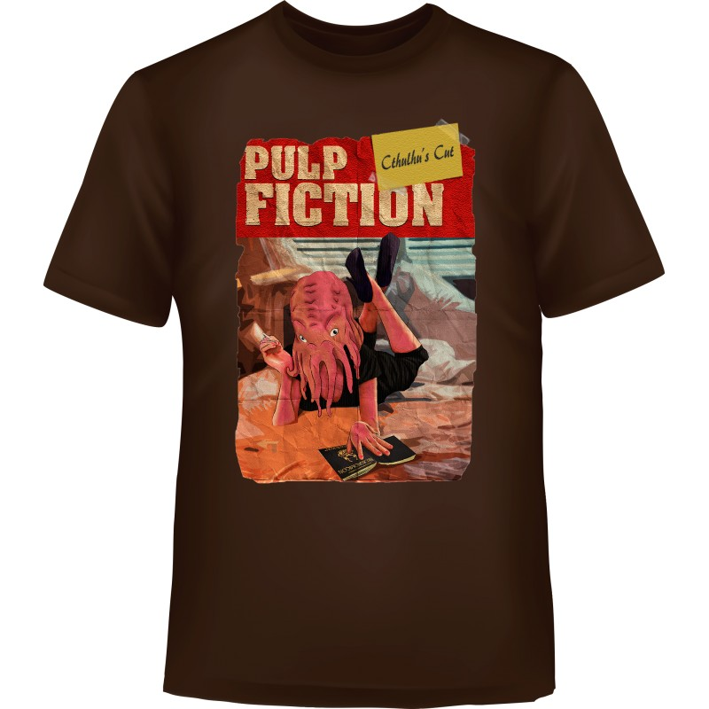 Pulp Fiction: Cthulhu's Cut
