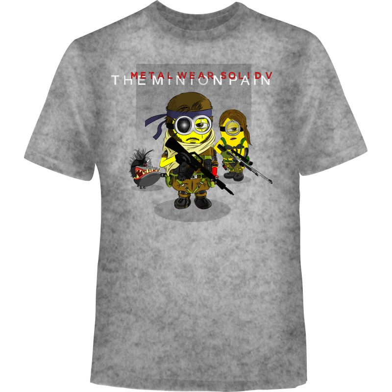 Metal Wear Solid V: The Minion Pain
